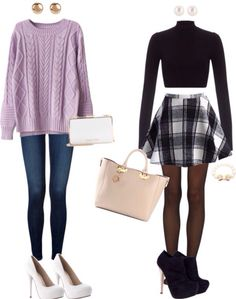 Ariana Grande outfits ♡ I would wear all of this but the heels