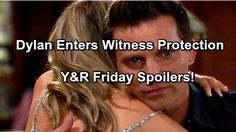 The Young and the Restless Spoilers: Dylan Enters Witness Protection Program – B&B's Eric Forrester Meets with Lauren | Celeb Dirty Laundry