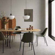 48 Fabulous Scandinavian Dining Room Design Ideas That Looks Cool. Now it is easy to dine in style with traditional Swedish dining chairs. Entertain friends as well as show off your wonderful Swedish . Design Apartment, Apartment Interior, Kitchen Interior, Interior Design Minimalist, Modern Interior Design, Modern Scandinavian Interior, Color Interior, Plywood Furniture, Furniture Decor
