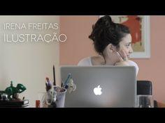 Entrevista Irena Freitas - Ilustração