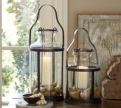 Beautiful display lanterns