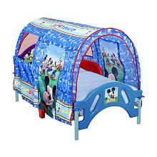 Disney Mickey Toddler Tent Bed - possibly a nap bed for Grammy's house.