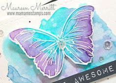 Mama Mo Stamps: In the Mood Online Class Release Blog Hop