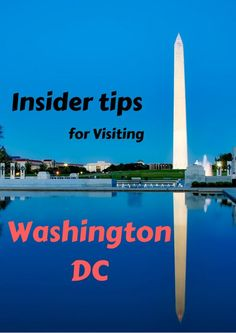 Learn the best time of the year to visit Washington DC along with the best time of the day and week to visit the best attractions. Find out when you'll get the best deals on lodging and where to eat with kids--all advice from a long-time DC insider.