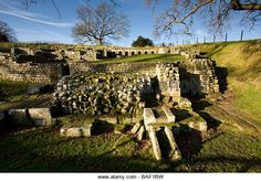Chesters Roman Fort Bath House