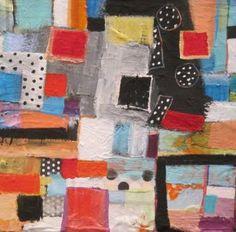 "Saatchi Art Artist Michelle Daisley Moffitt; Painting, ""Playful"" #art"