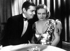 "Clark Gable & Joan Crawford -""Dance fools dance"" 1931"