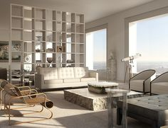 This Is What A $95-Million Apartment Looks Like In New York City (Photos)