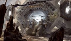 Trion RIft; Storm Legion Infinity #Steps by Levi Hopkins #staircase