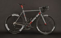 Baum - remember that name, it's surely one of the best custom bike manufacturers on the planet.: