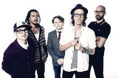 Check out Incubus at the 2012 Honda Civic Tour.