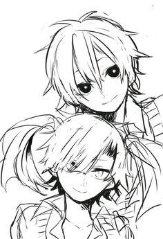 Takane and haruka