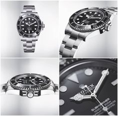 Rolex Submariner No Date, Nice Watches, New Rolex, Actrices Hollywood, Oyster Perpetual, Rolex Watches, White Gold, Product Launch, The Incredibles