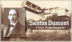 Resultado de imagem para Santos Dumont