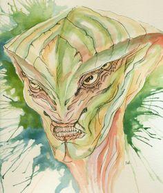 javik by CuriousCanvas.deviantart.com on @deviantART