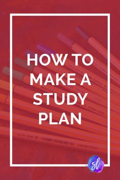With midterms and finals around the corner, a study plan is essential to feeling prepped and acing the test. This guide shows how to make a study plan. Study Plan Template, Study Plans, College Success, College Tips, College Planner, College Essay, Weekly Planner, College Motivation, Study Motivation