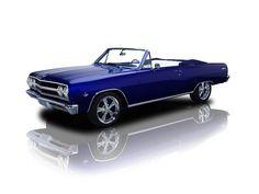 1965 Chevrolet Chevelle Super Sport Convertible