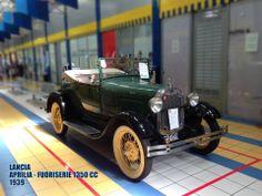 Esposizione #auto d'#epoca