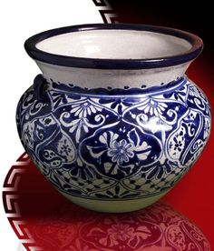 Ceramic Pot - Almeria Art