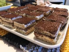 Kolaci I Torte, Tiramisu, Breakfast Recipes, Food And Drink, Cooking Recipes, Sweets, Cookies, Cake, Ethnic Recipes