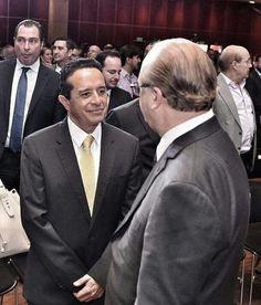Periodismo sin Censura: El Gobernador Carlos Joaquín asiste al 4to informe...