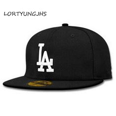 976a26c8b24 Brand Street Adjustable Bone Fashion Hat LA boy Letters Snapback Cap Men  Women Basketball Hip Pop Baseball caps