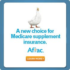 A new choice for Medicare supplement insurance. Aflac. Get appointed today. Call 1.800.689.2800 or visit http://www.smsteam.net/Aflac/.