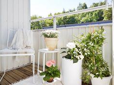Small White Apartment in Sweden - Scandinavian Design
