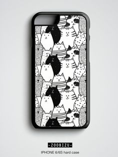 Cat Phone Case Cats iPhone 7 Case iPhone SE Case Samsung Galaxy S7 Edge Case iPhone 6S Plus Case Kitten iPhone 6 Case Samsung Galaxy S5 Case by zoobizu from zoobizu. Find it now at http://ift.tt/2gpFdDo!