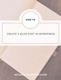 WordPress | Wordpress Blog | Blogging for beginners