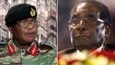 FOX NEWS: Zimbabwe's Mugabe army commander to negotiate leader's exit