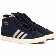 55121bf2452 adidas Women s Basket Profi Trainers blue Size  11 UK  Amazon.co.uk  Shoes    Bags