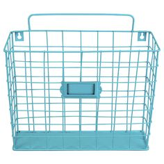 EUR 3,49 - magazine basket met. 30x12x28.5cm div.kl Bathroom Inspiration, Magazine Rack, Storage, Cl, Baskets, Boxes, Action, Furniture, Decoration