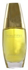 Beautiful By Estee Lauder It is very classy and very sweet. Beautiful is a perfect mix of carnation, rose, jasmine, and other fine flowers over a fruity base consisting of plums, melons, peaches, and sweet citrus tones.