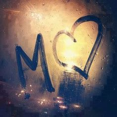 ❤ m letter Image about love in NeMoOo by NeسRيNe on We Heart It Milky Way Photography, Letter Photography, Rain Photography, Tumblr Photography, M Letter Design, Alphabet Design, Stylish Alphabets, Alphabet Images, Love Quotes Wallpaper