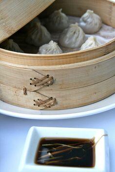 Bamboo dim sum