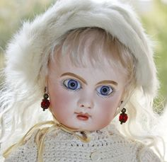 Exquisite 14 inch EJ Jumeau Depose Bebe - Size 5 from yesterdaysteddy on Ruby Lane
