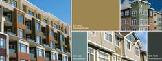 The Urban Organic multi-family color palette from Sherwin-Williams is earthy, cosmopolitan, a little moody - and totally fresh