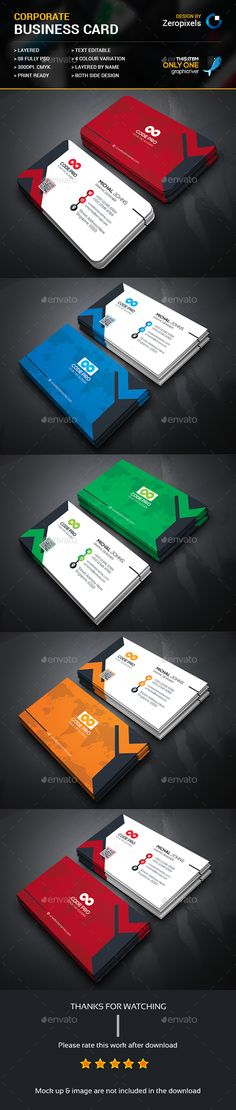 Business Card Template PSD. Download here: http://graphicriver.net/item/business-card/16339208?ref=ksioks