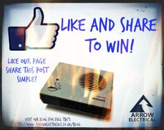 Win a heater to keep you warm this winter, just visit our blog for details and enter on Facebook! #christmas