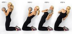 9 Moves To Lose Your Love Handles | Skinny Mom | Where Moms Get the Skinny on Healthy Living