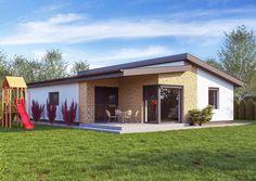 Výstavba rodinných domov - IDEÁLNE DOMY Garage Doors, New Homes, Outdoor Decor, House, Google Search, Home Decor, Houses, Decoration Home, Home
