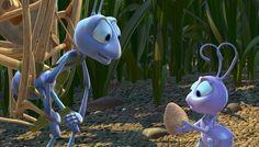 Lançado em 1998, FormiguinhaZ (Antz) foi o primeiro filme da DreamWorks Animation.
