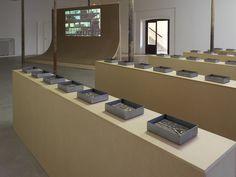 Bertille Bak, The Tour of Babel, installation view, Le Grand Café Contemporary Art Centre