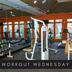 is upon us and we are so pumped. Take a look at our fitness center over at Trailside Apartments in Parker, Colorado. There's plenty to do, giving you more variety for your workouts! Apartment Goals, Apartment Living, Parker Colorado, Wednesday Workout, Property Management, Apartments, Workouts, Sweet Home, Take That