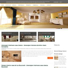 Design interior case moderne Bucuresti - Amenajari interioare clasice Interior Design, Home, Italia, Interiors, Nest Design, Home Interior Design, Interior Designing, Ad Home, Home Decor