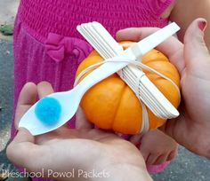 Awesome! Make pumpkin catapults this fall!! Perfect STEM / Science for all ages, preschool - high school!!