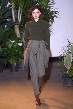 Creatures of Comfort Fall 2017 RTW
