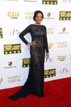 Red Carpet Rundown: See Who Was Best Dressed At The 2014 Critics' Choice Awards