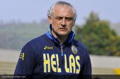 Hellas verona coach